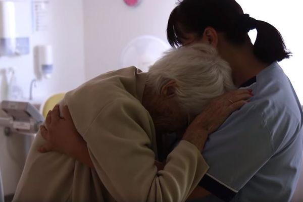 Annie, grenobloise d'origine, est au centre d'un documentaire réalisé par son petit-fils.