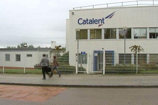 L'entreprise pharmaceutique Catalent emploie à Limoges plus de 170 personnes.