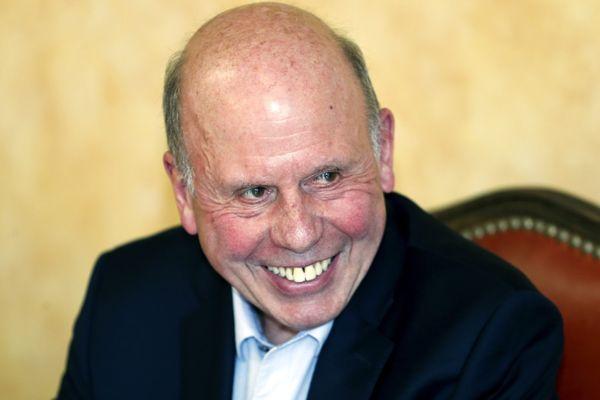 Joël Wilmotte, en juin 2015.
