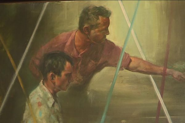 Des oeuvres de Christopher Orr à découvrir à La Borie jusqu'au 26 mai