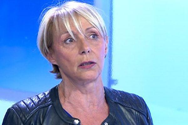 Jacqueline Bongard, présidente du CIDFF Côte d'Or.