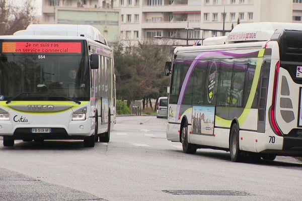 Les bus de Valence ne desservent plus le quartier de Fontbarlettes après plusieurs incidents et caillassages, samedi 29 février.