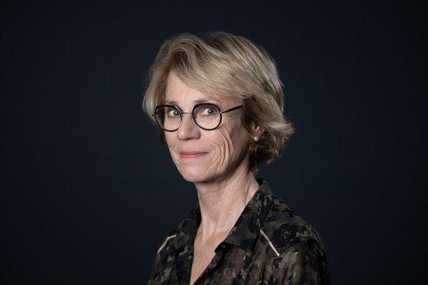 Laurence Cottet est une ancienne alcoolique devenue patiente experte en addictologie auprès du CHU de Grenoble.