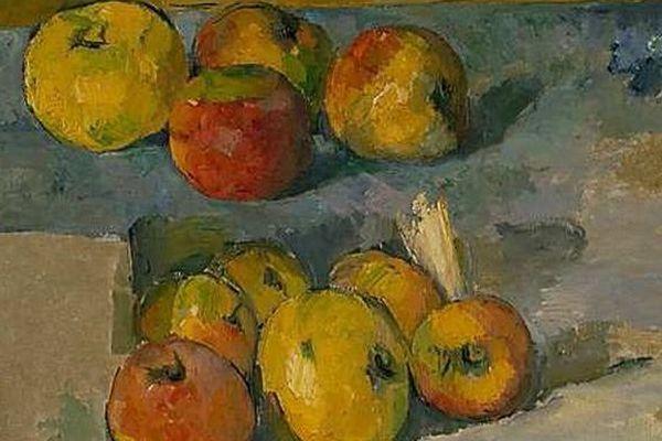Paul Cézanne, Pommes, 1878-1879, The Metropolitan Museum of Art, New York