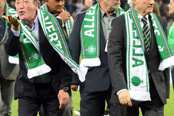 Saint-Etienne : les Frères Revelli ne seront pas dans la même équipe municipale (à gauche Patrick Revelli, à droite Hervé Revelli)