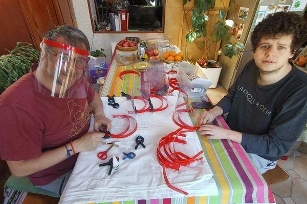 Famille Jublot, Montage de Kits