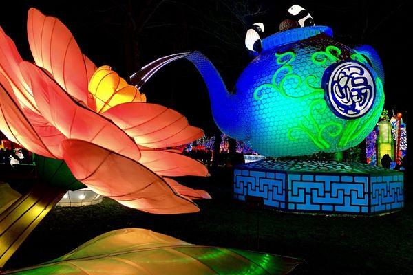 3ème édition du Festival des Lanternes de Gaillac dans le Tarn