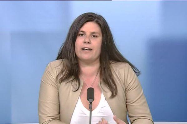 """Virginie Rozière va-t-elle s'intéresser à l'élection municipale à Montpellier ? """"Je ne m'interdis rien. Comme je me retrouve plus libre, je vais regarder cela de plus près."""""""