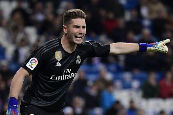 Luca Zidane pourrait rejoindre Clermont-foot par un prêt de son club le Real Madrid