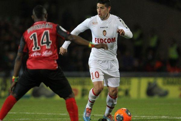 James Rodriguez : impérial samedi soir à Guingamp