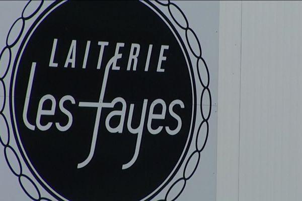 Des licenciements à la laiterie Les Fayes à Isle