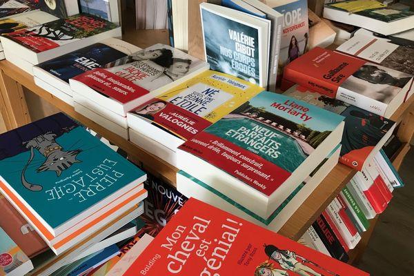 Les livres, des livres...