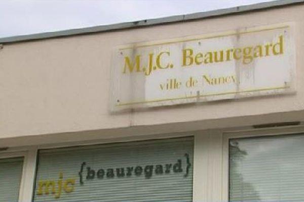 Les locaux de la MJC Beauregard, à Nancy.