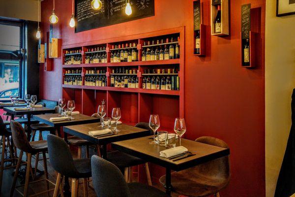 Le restaurant l'Eléphant ne pourra recevoir que 14 clients à l'intérieur, protocole sanitaire oblige.