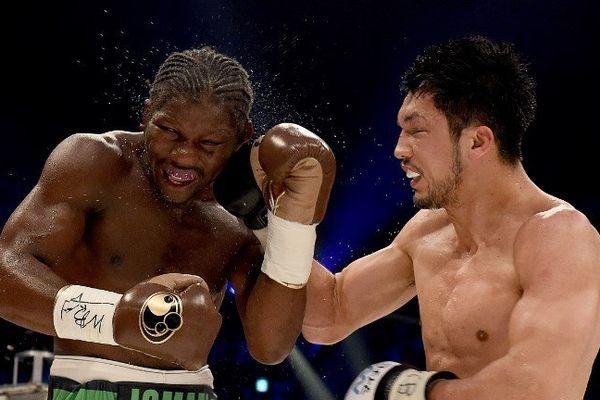 Le Cannetan a souffert face au Japonais.