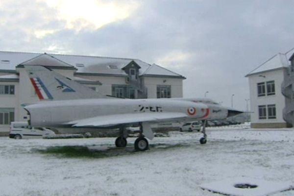 Ke Commandement des Forces Aériennes (CFA) est basé à la BA 102 Dijon Longvic