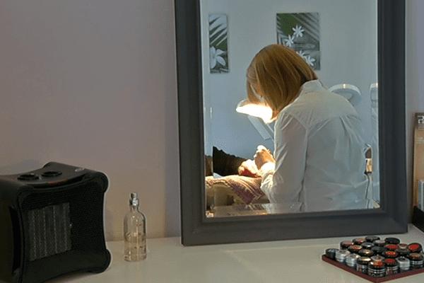 Annie, miraculée du cancer de la peau