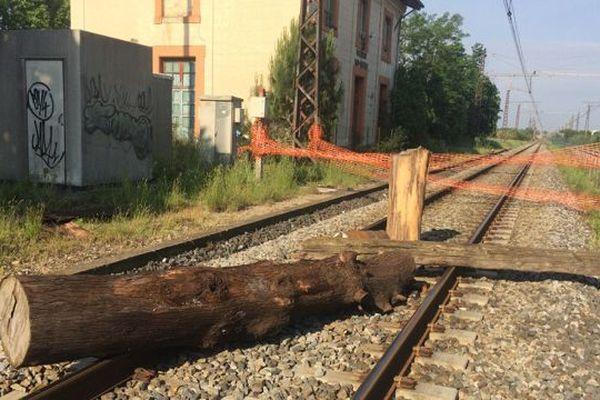 La SNCF soupçonne un acte de malveillance