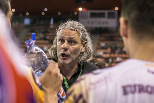 Christian Gaudin, entraîneur du Cesson Rennes Métropole Handball à partir du 1er juillet 2018