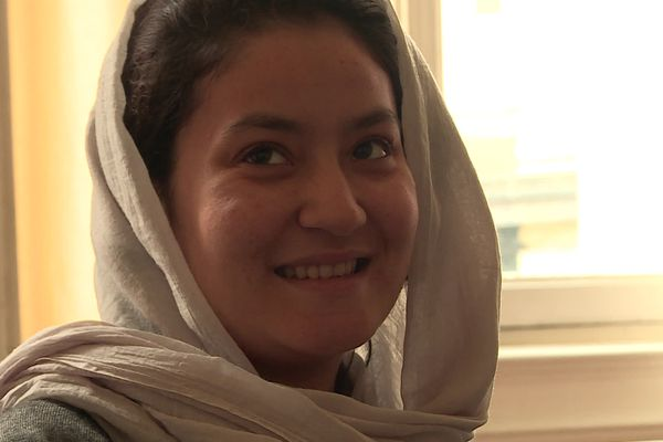 Maryam Yousefi, actrice de théâtre et militante