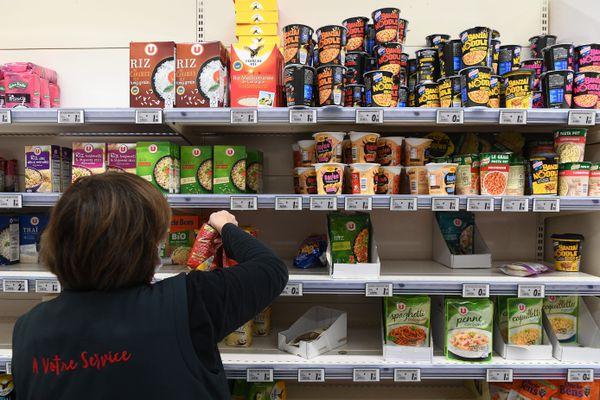 ILLUSTRATION. La moyenne du panier de produits alimentaires est plus coûteuse en Corse que sur l'ensemble du territoire français.