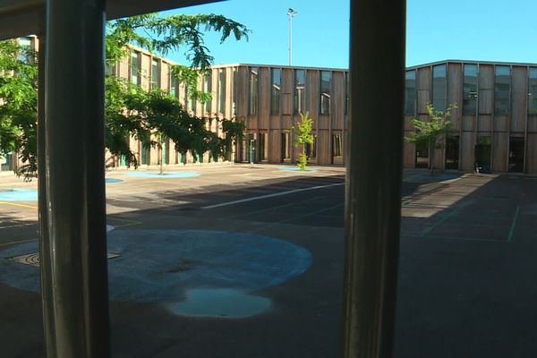 Une école de Marseille