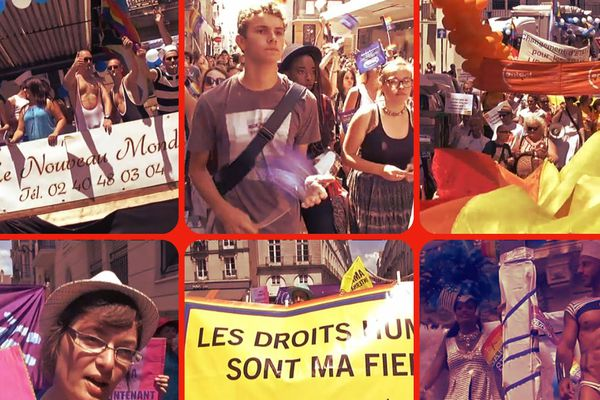 Nantes, la gay pride ce samedi.