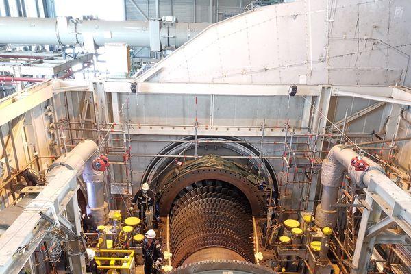 La centrale devrait redémarrer à la fin du mois de juillet.