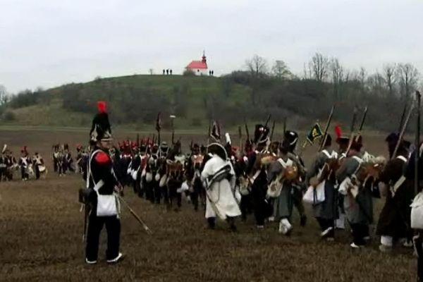 Les bataillons se forment pour la Reconstitution