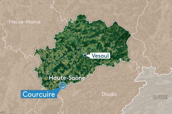Un homme de 64 ans est décédé d'un accident de la route sur la commune de Courcuire.