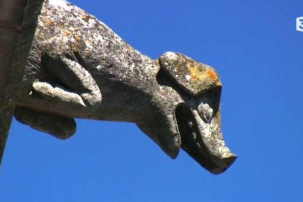 Gargouille du château d'Amboise