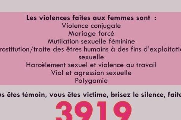 Si vous êtes témoin de violences sexuelles ou sexistes, n'hésitez pas. Agissez.