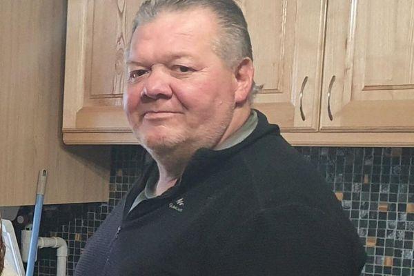 Philippe Pascal, 59 ans, est porté disparu depuis samedi 8 mai