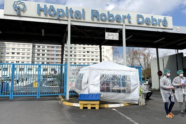 Le CHU de Reims. Les soignants attendent une hausse des salaires.