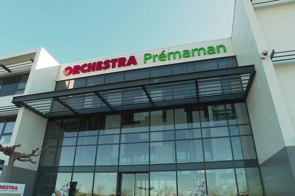 Le siège social d'Orchestra.