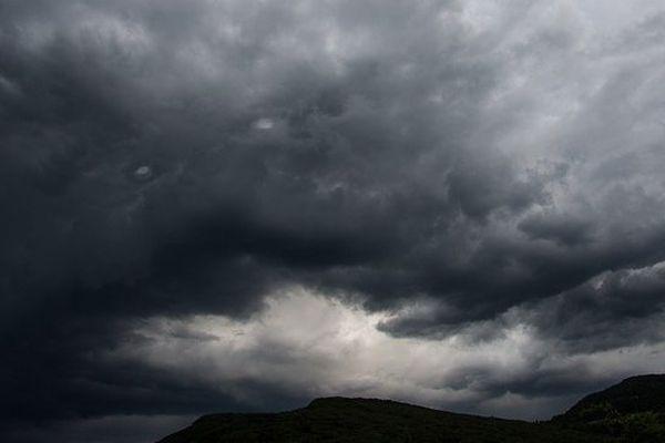 ILLUSTRATION - Mauvaises conditions météorologiques sur la Corse