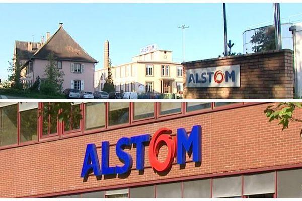 Alstom à Belfort et à Reichshoffen