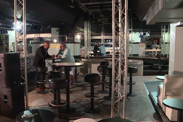 Aucune date de réouverture n'est prévue pour les discothèques de Limoges.