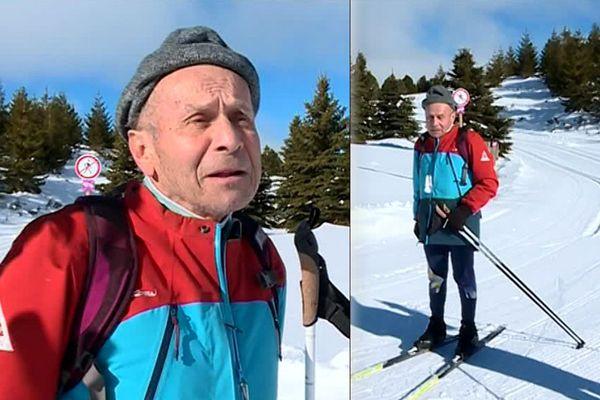 Michel Chabrillat est un Clermontois passionné de sport.