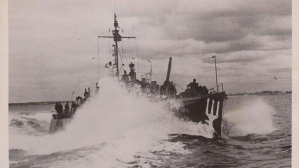 Raümboot allemand