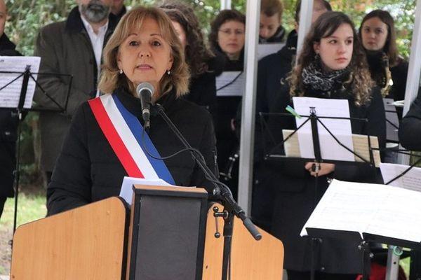 Danielle Dambach a remplacé Jean-Marie Kutner à la mairie de Schiltigheim en 2018.