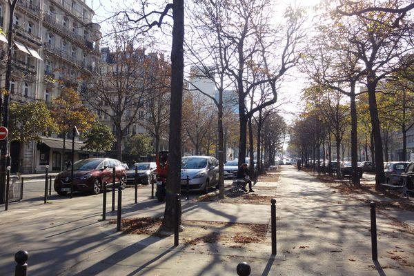Le boulevard Pasteur, aujourd'hui