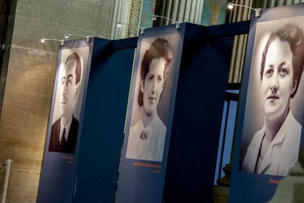 Quatre figures de la Résistance, Germaine Tillion, Geneviève de Gaulle-Anthonioz, Pierre Brossolette et Jean Zay font leur entrée au Panthéon mercredi 27 mai 2015