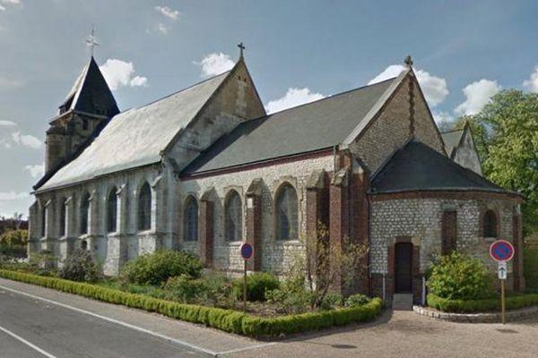 Saint-Etienne-du-Rouvray (Seine-Maritime) - Google Street View