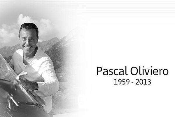 Le décès de Pascal Oliviero annoncé sur le site de sa société