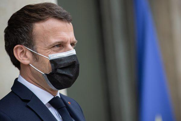 Le président de la République Emmanuel Macron s'adressera aux Français ce mercredi 31 mars à 20 heures.