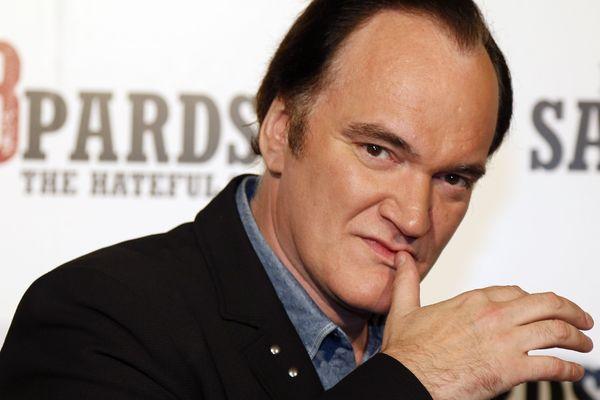 Quentin Tarantino de retour à Cannes !