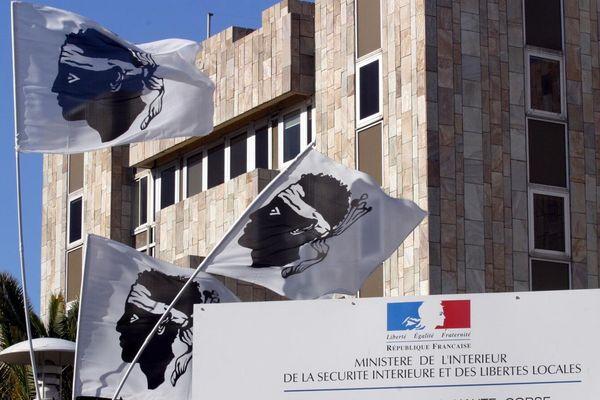 Préfecture de la Haute-Corse à Bastia