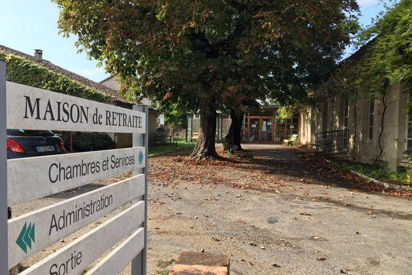 10 résidents et 2 salariés positifs à la Covid dans l'Ehpad de Castelnau-Montratier-Sainte-Alauzie situé dans le Lot