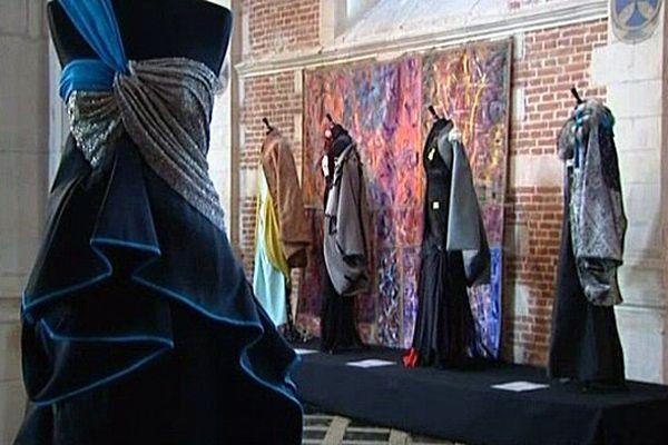 40 modèles de haute-couture sont à découvrir cet été à Eu.